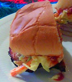 BBQ-Pork-Sandwich