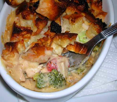 Chicken-and-Broccoli-Cobbler
