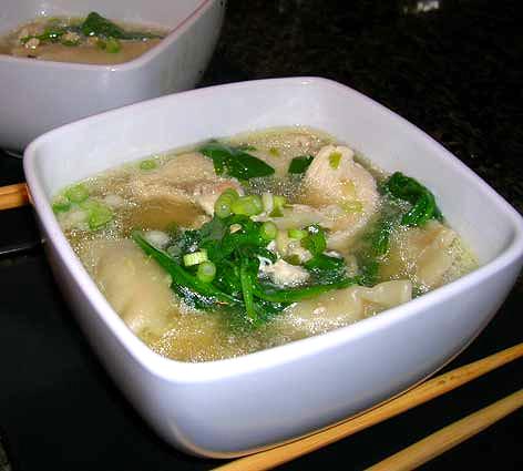 Pot-Sticker-Chicken-Soup