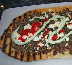 Lamb-Flatbread-with-Basil-Mint-Aioli