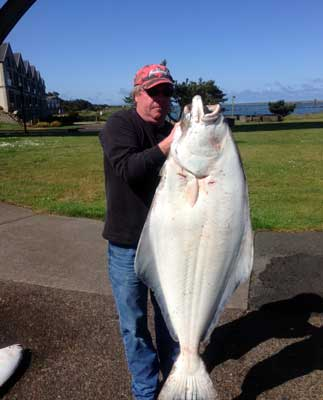 Mike's-Halibut