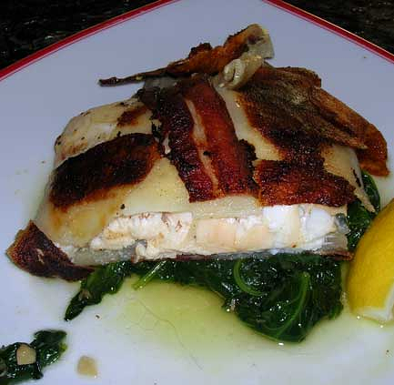 Bacon-Potato-Crusted-Halibut