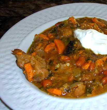 Pork-n-2-Pepper-Stew
