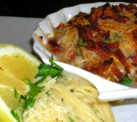 Clams-Casino-Casserole-w-Lemon-Pasta