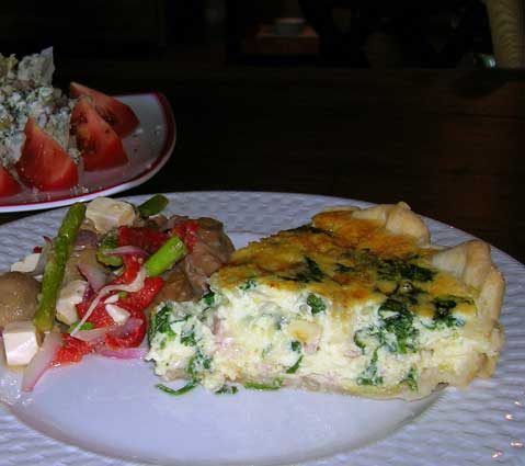 Ham,-Swiss-and-Spinach-Quiche