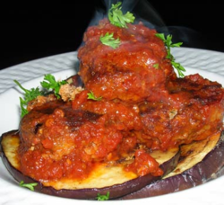 Keftedes-me-Salts-Domata-Meatballs-in-Tomato-Sauce