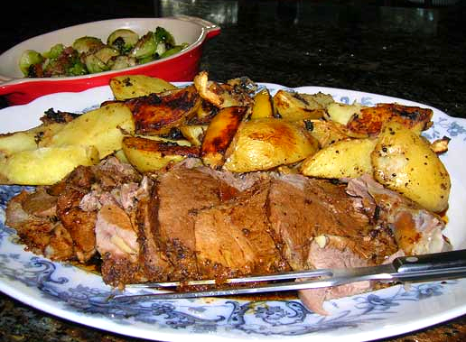 Greek-Style-Leg-of-Lamb