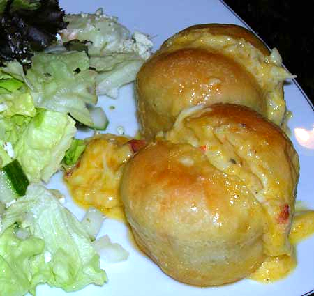 Crab-Cheese-Buns