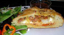 Italian-Sausage-Stromboli