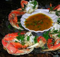 Crab-Roasted-w-Orange-Butter-Sauce