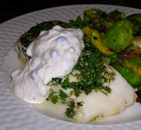 Herb-Roasted-Halibut