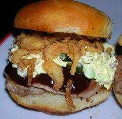 Buns-Sandwich