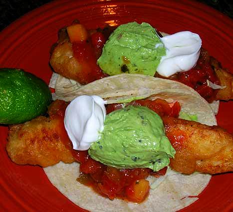 Halibut-Tacos