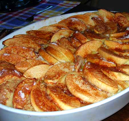 Baked-Apple-French-Toast