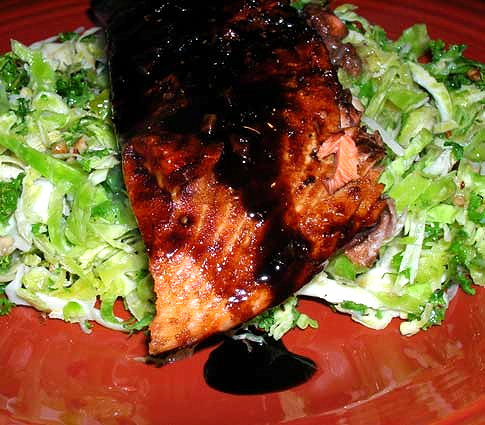 Sprout-n-Kale-Slaw-w-Maple-Balsamic-Salmon