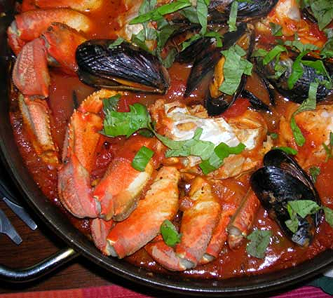 Seafood-in-Chunky-Tomato-Caper-Sauce
