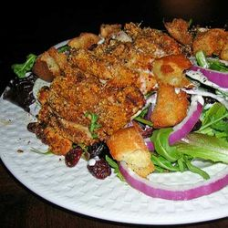 Almond-Crusted-Chicken