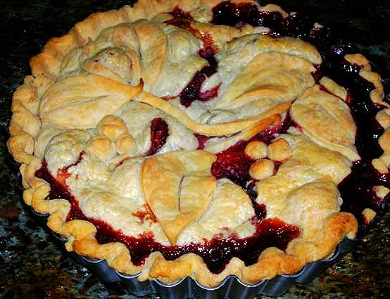 Cherry-Berry-Pie