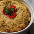 Savory-Croissant-Breakfast-Pudding