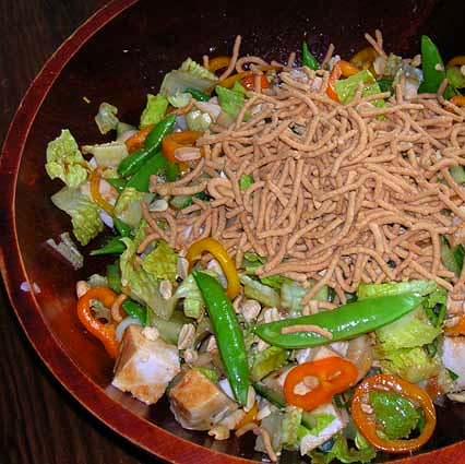 Crunchy-Chicken-Salad
