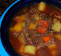 Veggie-and-Brisket-Soup